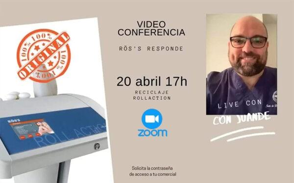 Videoconferencia Rollaction